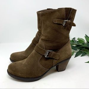 La Canadienne Brown Leather Waterproof Boot 8